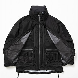 MOUT RECON TAILOR - Shooting Hardshell Jacket