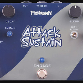 Pigtronix - ASDR Attack Sustain Pedal