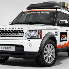 Land Rover - The millionth Discovery