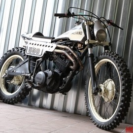 Garage Italiano - YAMAHA XT550
