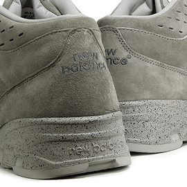 New Balance - ML875GR - Grey Suede (w/ Speckled Sole)