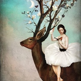 Christian Schloe - The wandering forest