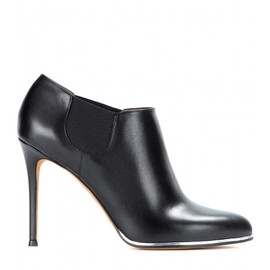 GIVENCHY - Elia leather ankle boots