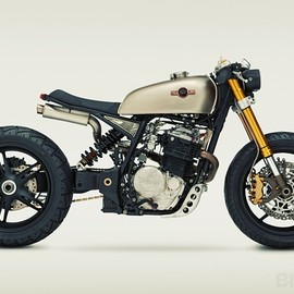 Honda - XL600 custom