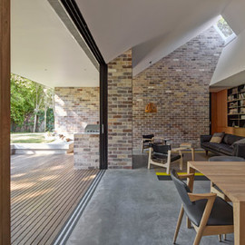 Andrew Burges Architects - Skylight House