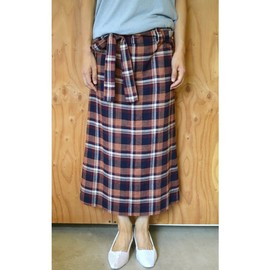 YEAH RIGHT!! - long skirt with waist bag