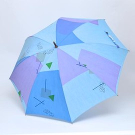 spoken words project - 【spoken words project】Umbrella / LOGO Blue