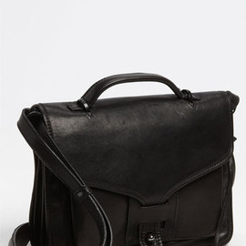 OPENING CEREMONY - Opening Ceremony 'NY Long' Leather Crossbody Bag