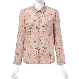 PAUL & JOE SISTER - TOUROSE BLOUSE