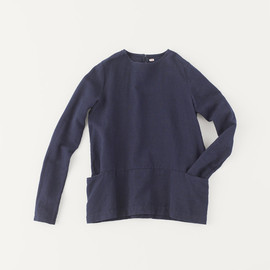 ARTS&SCIENCE - Loose Boat Neck Tunic
