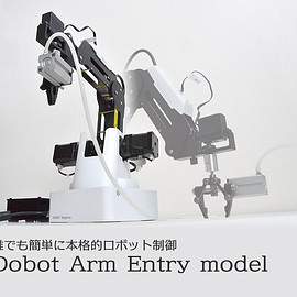 thanko - Dobot Arm Entry model