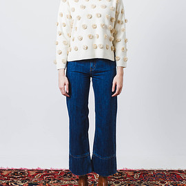 Opening Ceremony - pom pom tops