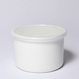 MARGARET HOWELL, NODA HORO - ROUND STORAGE S WHITE