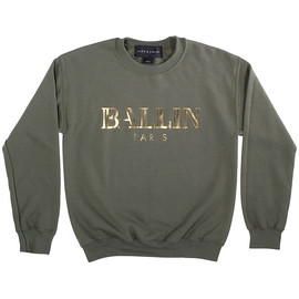 Alex and Chloe - Ballin in Paris sweatshirt