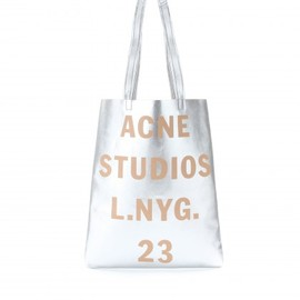 Acne - Acne Studios - Rumor metallic leather tote - mytheresa.com GmbH
