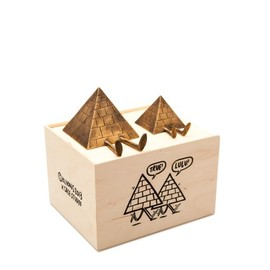 "CASE STUDYO x KEVIN LYONS - ""True & Lulu - The Pyramids"" Sculpture"