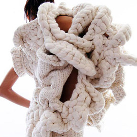 Johan Ku - Knit Collection/Emotional Sculpture