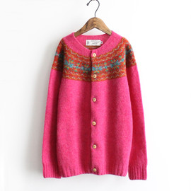 NOR' EASTERLY - Nordic Cardigan