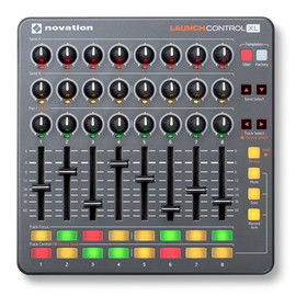 novation, ノベーション - Launch Control XL