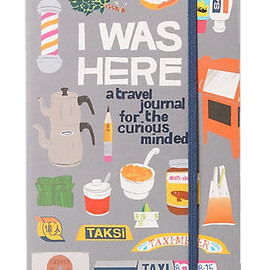 Kate Pocrass - I WAS HERE, a travel journal for the curious minded