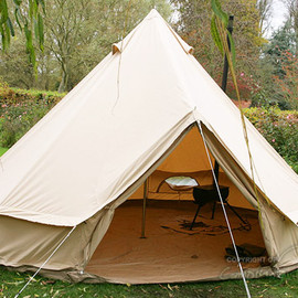 Bell Tent - 4 metre Ultimate Bell Tent