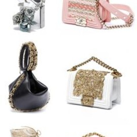 CHANEL - Chanel Resort 2013 Accessories