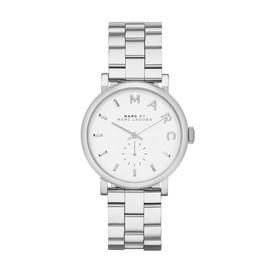 MARC BY MARC JACOBS - Baker Silver 36mm