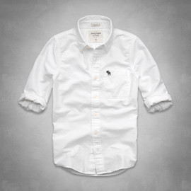 Abercrombie & Fitch - SAWTEETH MOUNTAIN SHIRTS