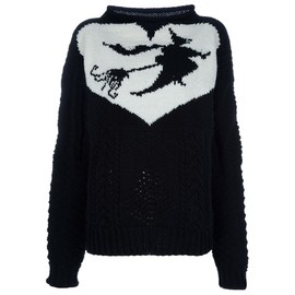 Meadham Kirchhoff - 'the witch' jumper