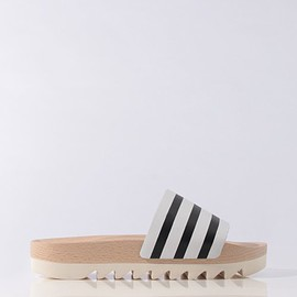 adidas originals - ADILETTE WOOD W