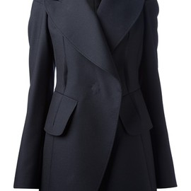 Maison Martin Margiela - MAISON MARTIN MARGIELA - double breasted coat 6