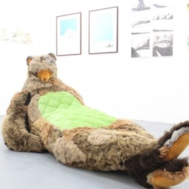QUZE - MOFUR series Bear chair