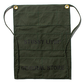 STUSSY Livin' GENERAL STORE - GS Wall Strage