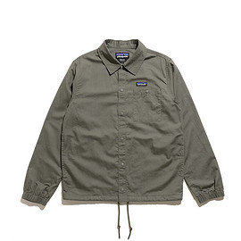 Patagonia - M's Lightweight All Wear Hemp Coaches Jacket-INDG