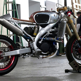 Honda - CB 450 Cross Cafe