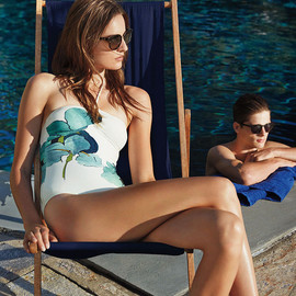 Tory Burch - Tory Burch Persica One-piece