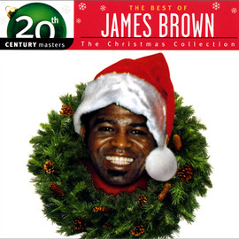 James Brown - James Brown 20th Century Masters Christmas Cover Art