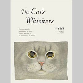 SUNDAY ISSUE - ネコ新聞 The Cat's Whiskers