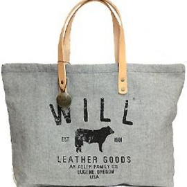 WILL LEATHER GOODS - Small Classic Carry All