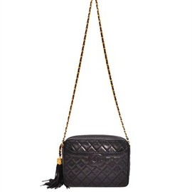 Chanel Vintage - Quilted leather bag