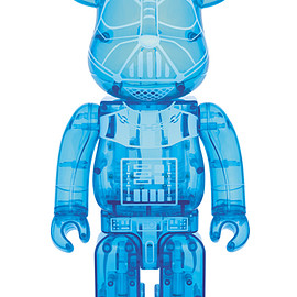 MEDICOM TOY - BE@RBRICK DARTH VADER(TM) HOLOGRAPHIC Ver.400%