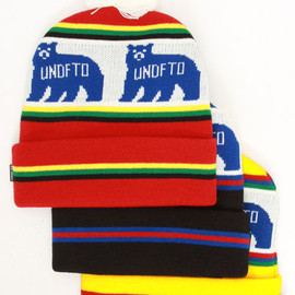 UNDEFEATED - Denver Pom Pom Beanie