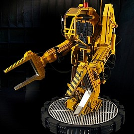 Hollywood collectibles group - Alien2/P-5000 Power Loader