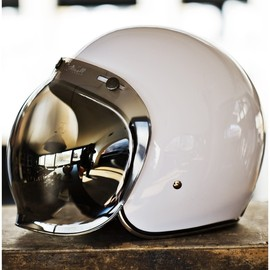 Biltwell - Mirror Bubble Shield
