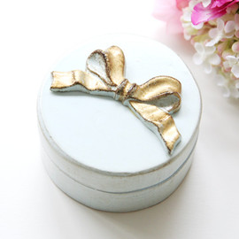 kino - Ribbon Round Box