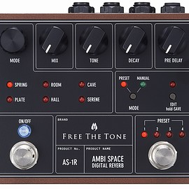 FREE THE TONE - AMBI SPACE AS-1R