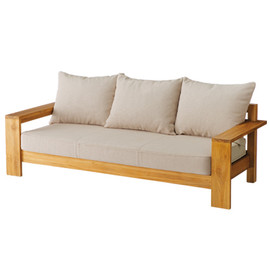 Unico - Breath Sofa 3 Seater