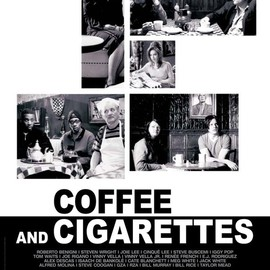Jim Jarmusch - Coffee and Cigarettes poster2