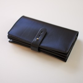 ARTS&SCIENCE - Simple Jabara Wallet (Black)