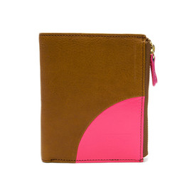 HEAD PORTER - ZIP WALLET|NEON